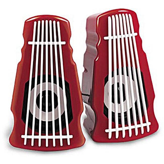 Zenex SP5430 2.0 USB Red Powered Speakers