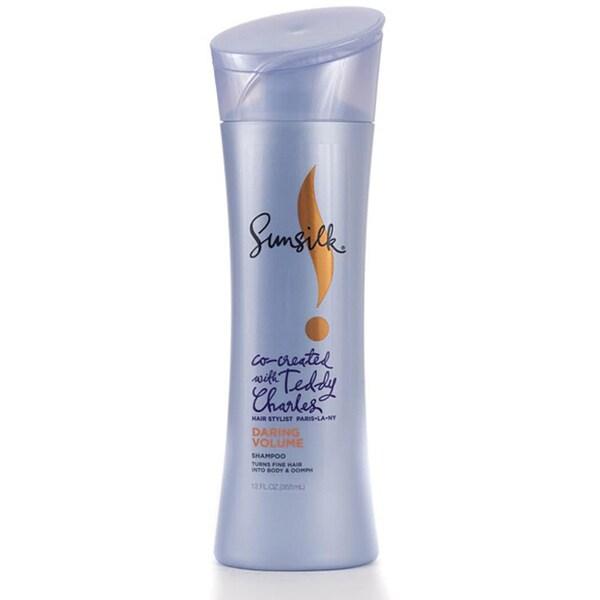Sunsilk Daring Volume 12-ounce Shampoo (Pack of 4)
