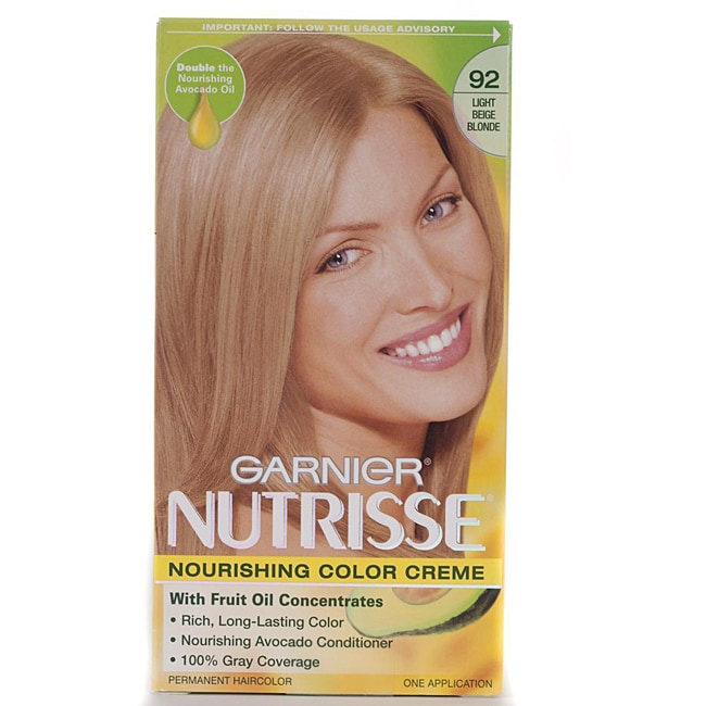 Shopping   Health  amp  Beauty   Beauty Products   Hair Care   Hair ColorLight Brown Hair Dye Garnier