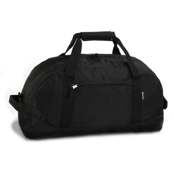 J World 'Lawrence' 40-inch Black Duffel Bag