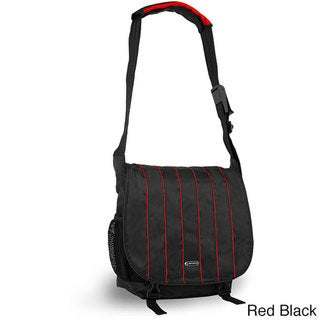 J World Indian Laptop Messenger Bag