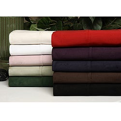 Egyptian Cotton Sateen 300 Thread Count Split King Sheet Set