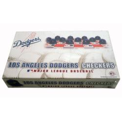 Rico Los Angeles Dodgers Checker Set