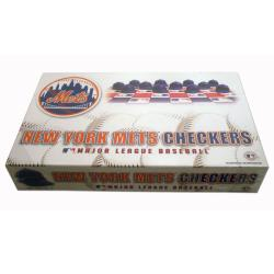 Rico New York Mets Checker Set