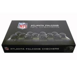Rico Atlanta Falcons Checker Set