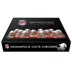Rico Indianapolis Colts Checker Set