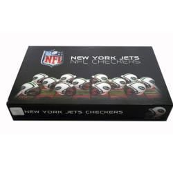 Rico New York Jets Checker Set