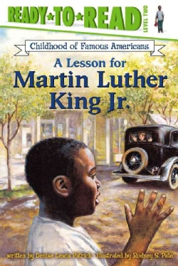 A Lesson for Martin Luther King Jr. (Paperback)