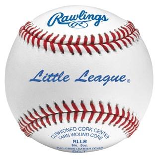 Little League Baseballs (Pack of 12)