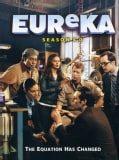 Eureka: Season 4.0 (DVD)
