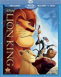 The Lion King (Diamond Edition) (Blu-ray/DVD)