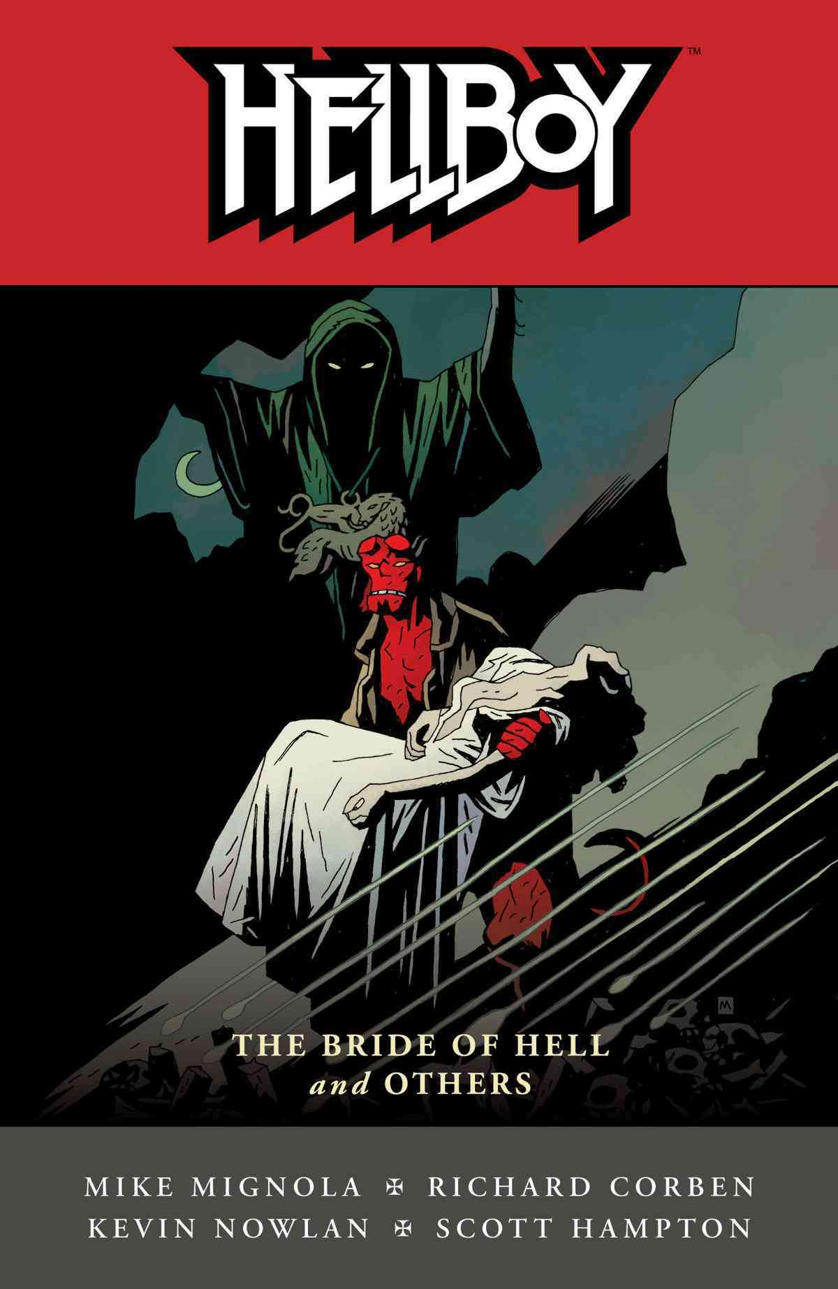 Hellboy 11: The Bride of Hell and Others (Paperback)