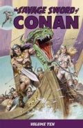 The Savage Sword of Conan 10 (Paperback)