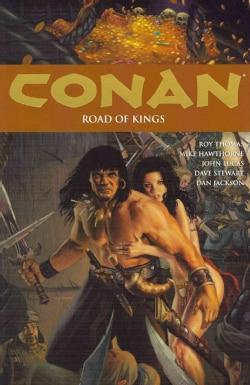 Conan 11: Road of Kings (Paperback)