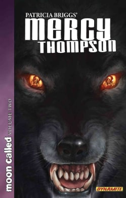 Patricia Briggs' Mercy Thompson 2: Moon Called (Paperback)