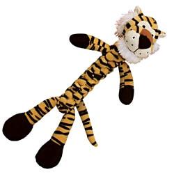 Braidz Tiger Dog Tug Toy