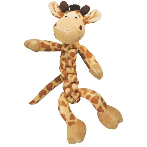 Kong Large BS12 Braidz Giraffe
