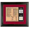 American Coin Treasures U.S. Constitution Facsimile and Commemorative Silver Dollar