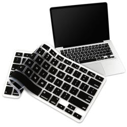 Black Silicone Keyboard Shield for Apple/ MacBook Pro