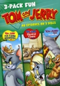 Tom And Jerry Value Pack (DVD)