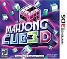 Nintendo 3DS - Mahjong Cub 3D