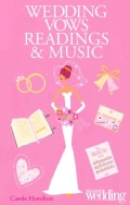 Wedding Vows Readings & Music (Paperback)