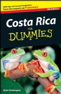 Costa Rica for Dummies (Paperback)