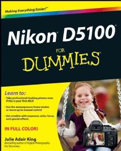 Nikon D5100 for Dummies (Paperback)