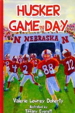 Husker Game Day (Hardcover)