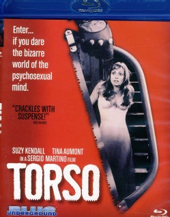 Torso (Blu-ray Disc)