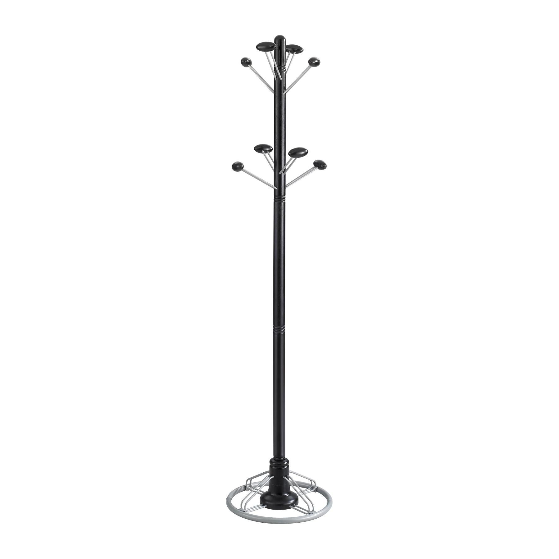 Safco Modern Costumer Coat Rack Tree