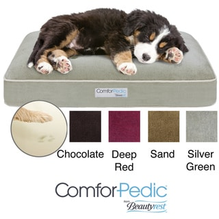 Simmons Comforpedic Deluxe Orthopedic Napper Pet Bed