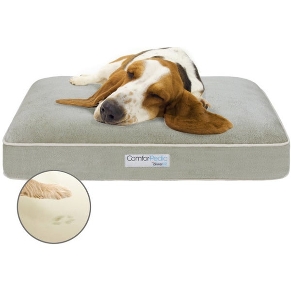 Simmons Supreme Sleep Dog Bed Large