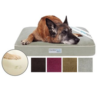 Simmons Comforpedic Memory Foam Orthopedic Pet Bed (35 inches x 44 inches)