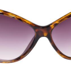 Adi Design Women's Oversized Sunglasses with Gradient Lenses