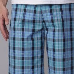Gioberti by Boston Traveler Men's Plaid Shorts