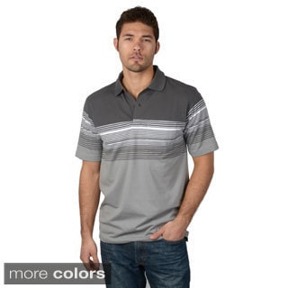 Gioberti by Boston Traveler Men's Striped Polo Shirt