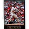 Philadelphia Phillies Cliff Lee 9x12 Photo Plaque