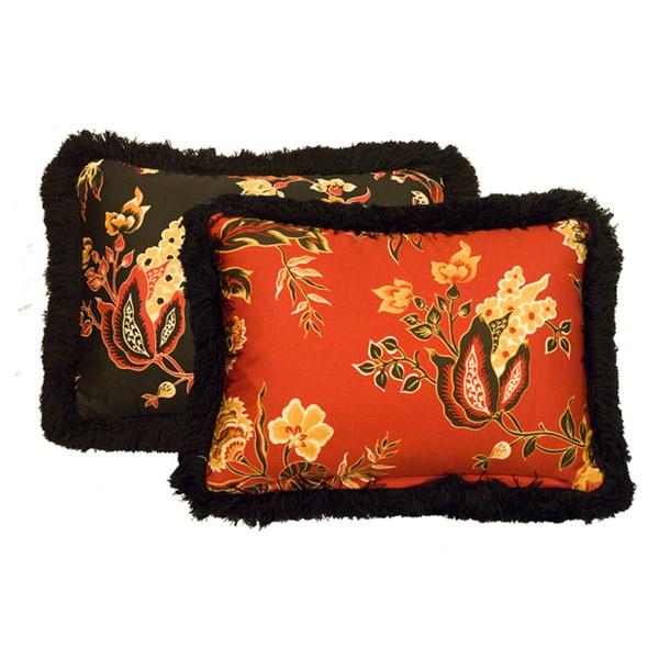 Rose Tree Carlton Reversible Breakfast Pillow