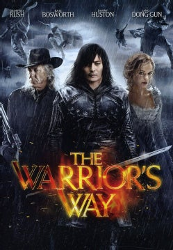 The Warrior's Way (DVD)