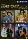 TCM Greatest Classic Films: Legends- Elizabeth Taylor (DVD)