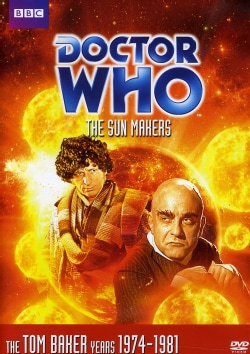 Doctor Who: Ep. 95- The Sunmakers (DVD)
