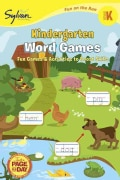 Kindergarten Word Games (Paperback)