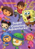 Super Coloring Adventures! (Paperback)