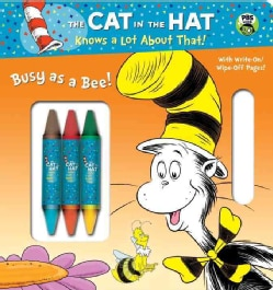 Busy As a Bee! (Board book)