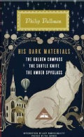 His Dark Materials: The Golden Compass/ The Subtle Knife/ The Amber Spyglass (Hardcover)