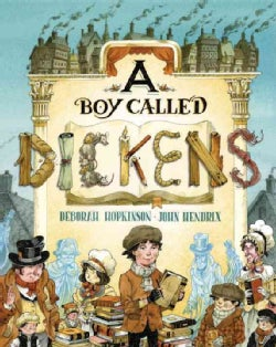 A Boy Called Dickens (Hardcover)