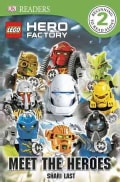 Lego Hero Factory Meet the Heroes (Paperback)