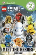review detail Lego Hero Factory Meet the Heroes (Paperback)
