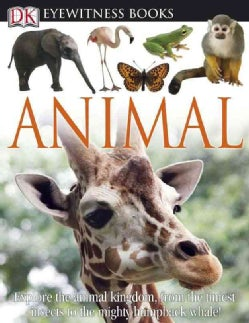 Eyewitness Animal (Hardcover)
